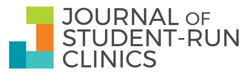 About this Publishing System | Journal of Student-Run Clinics